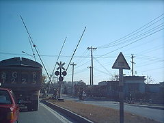 Level Crossing Southeast Asia | RM.