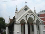 История схемы Христианства в Малайзии.