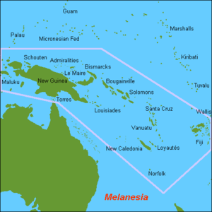 Melanesia: Facts, Discussion Forum, and Encyclopedia Article