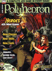 D20 Modern: Facts, Discussion Forum, and Encyclopedia Article