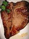 T Bone Steak Anatomy Of The T Bone | RM.