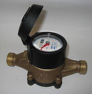 watermeter hall sensor