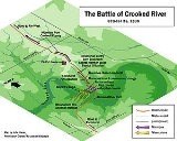 Battle Of Crooked River Background | RM.
